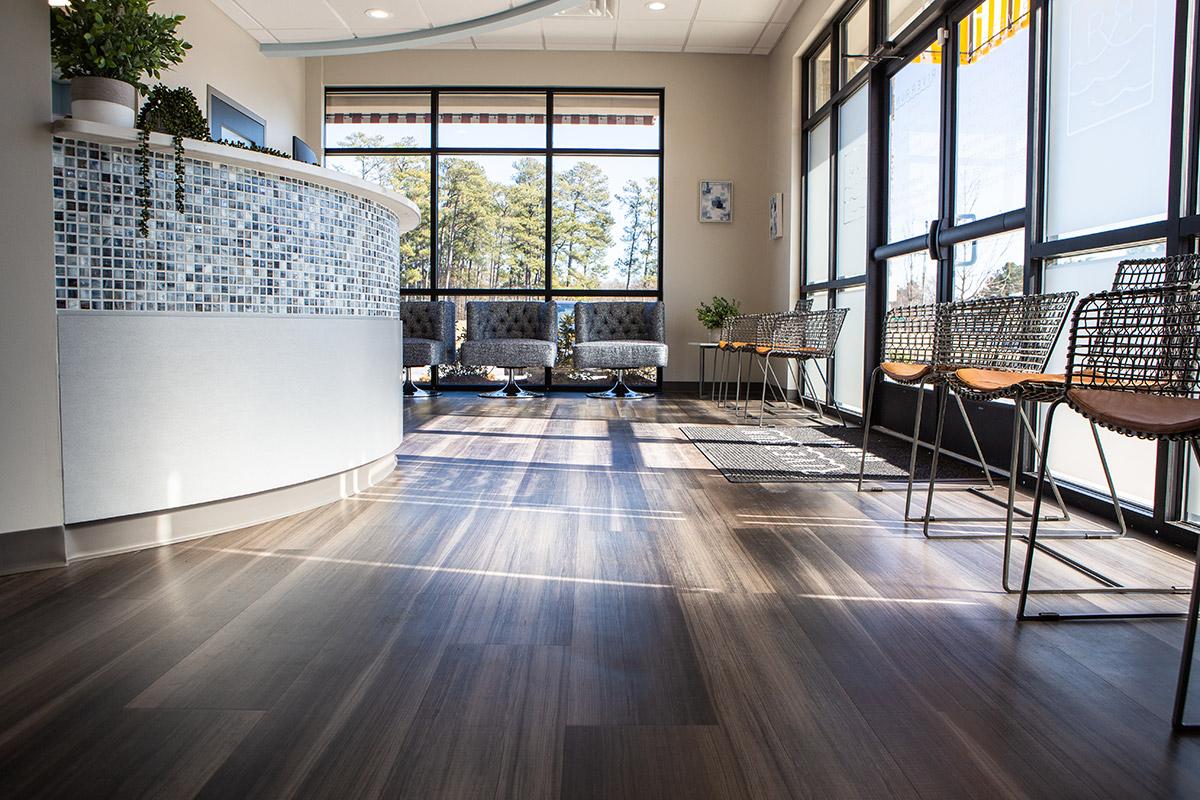 River Run Dental Flooring